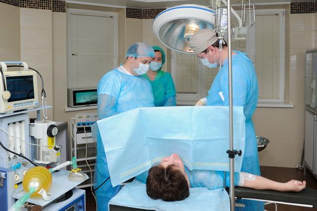 Хирургические вмешательства у женщин с недержанием мочи