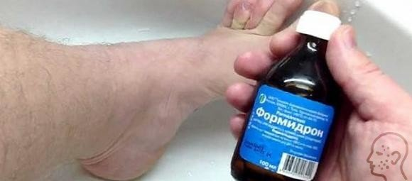 Формидрон от грибка ногтей - отзывы лечения препаратом, инструкция