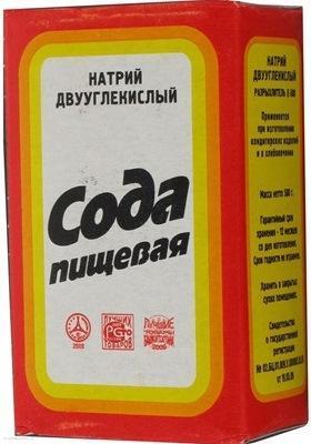 Сода против грибка ногтей на ногах: рецепты, отзывы