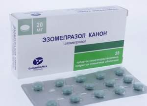 Омепразол для поджелудочной железы