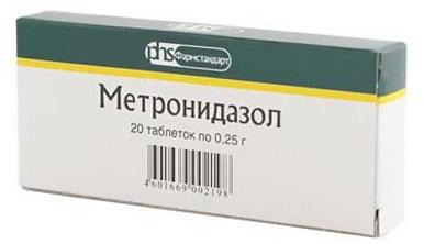 Метронидазол (Metronidazolum)- описание вещества, инструкция, применение, противопоказания и формула.