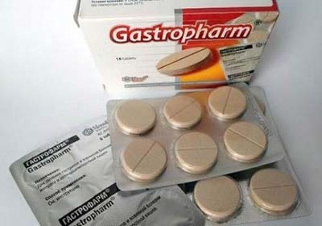 Гастрофарм - инструкция по применению, описание, отзывы пациентов и врачей, аналоги