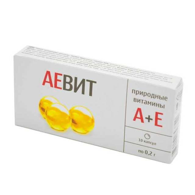 Аевит от прыщей : помогают ли витамины аевит от прыщей на лице и коже