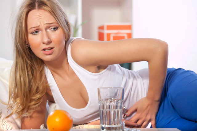 Газообразование при беременности: причины и лечение