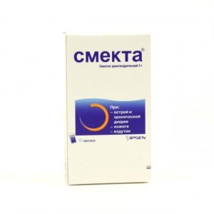 Смекта® — противодиарейный препарат