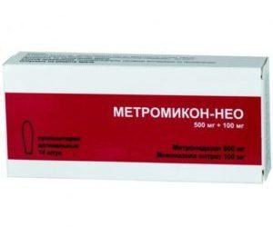 Метромикон Нео, свечи: цена, отзывы, инструкция, аналоги