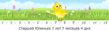 Выделения у девочки 4 года: желто зеленые в 2, 3, 5, 6, 7 лет