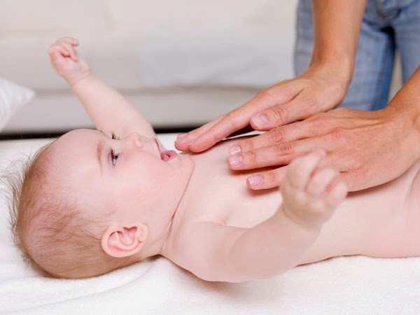Средства от коликов для грудничков: массаж, Но-шпа, народные