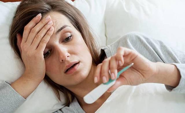 Бывает ли температура при заболевании печени