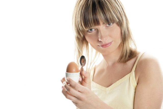 Яйца при гастрите: польза и особенности употребления