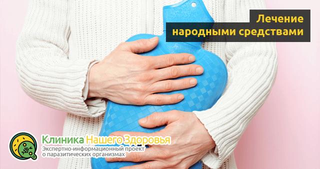 Паразиты в кишечнике симптомы