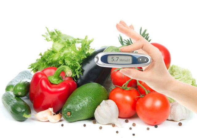 Чем заправлять салаты при сахарном диабете