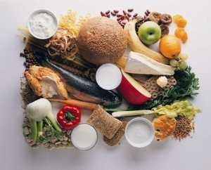Продукты повышающие кислотность желудка: таблица