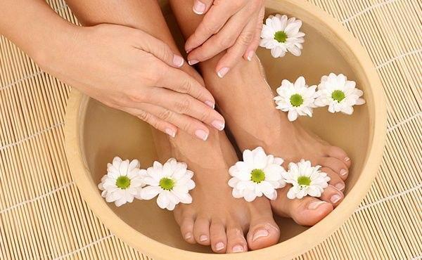 Покраснение между пальцев ног и зуд лечение